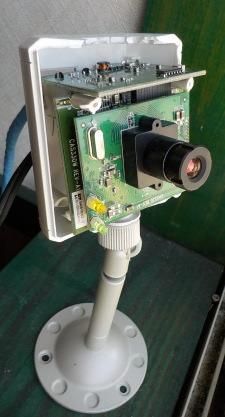 園田のライブカメラを撮っているウエブカメラ