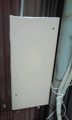 防音換気チャンバーの作り方 チャンバーの内側