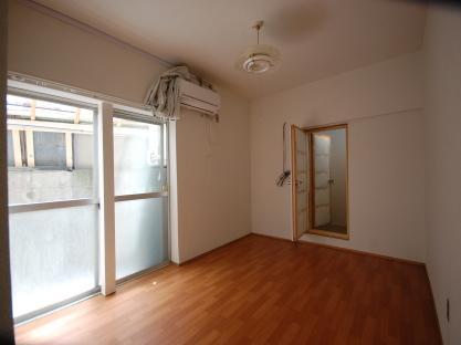 防音室付アパート お部屋