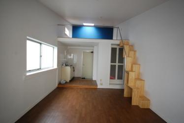 第3世代のロフト付きアパート 改装後1F204