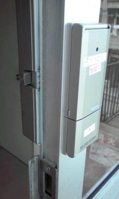 オートロック 電気錠