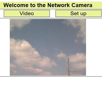 園田のライブカメラがお昼間ならこんな風に見えます