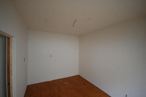 防音アパート 防音の洋室写真壁側