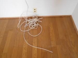 有線LANをワイファイに する前