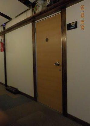 ドア外側貼る前