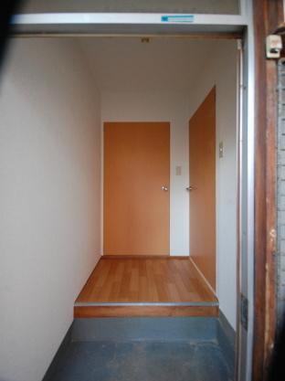 楽器も使える全室防音室 入り口側