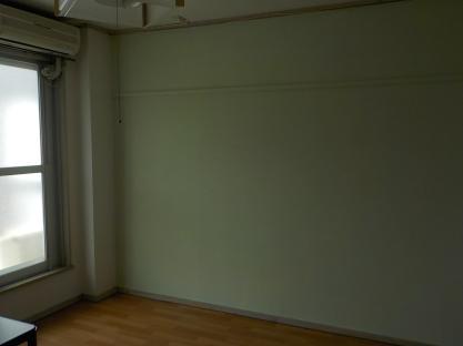 クロスのカスタマイズ ペールグリーンのお部屋