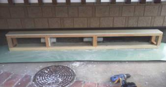 床下換気孔の防音 三室に分かちパイプを入れる