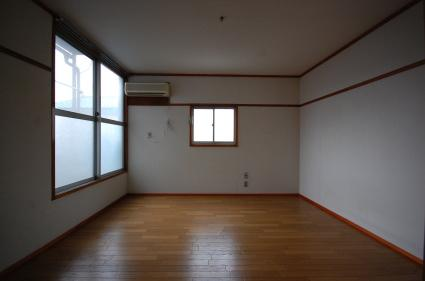 角部屋ワンルームマンション 洋室8畳
