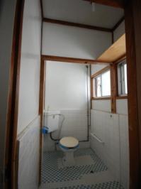 防音室付アパート トイレ