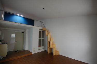 第3世代のロフト付きアパート 改装後2F204