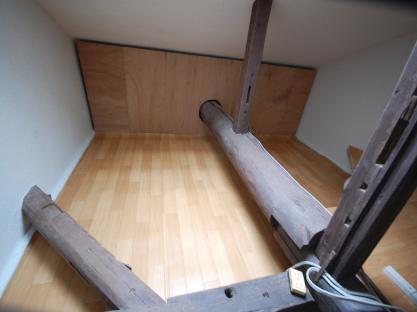 楽器が使えるお部屋 ロフト