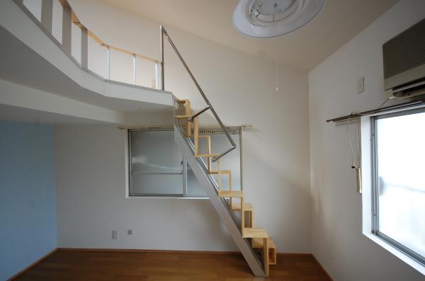 互い違い階段LX-type