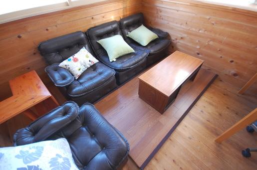 スマート畳に洋室でも変更可能です。