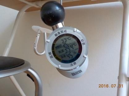 ロフトの暑さ対策 ロフトの温度