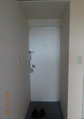 ドア内側張ったあと