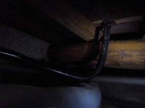 シャンプードレッサーのカスタマイズで排水と給水