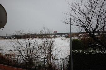 一年に一度の冬景色